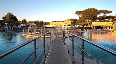Nuova vita per il resort Terme di Saturnia Natural Destination