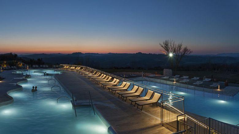 7 terme da fare di notte gogoterme - Terme euganee piscine ...