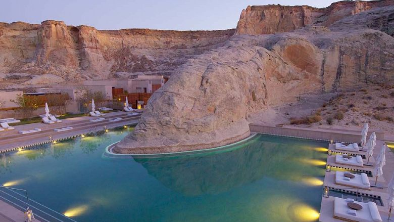 Amangiri Resort&Spa, Utha