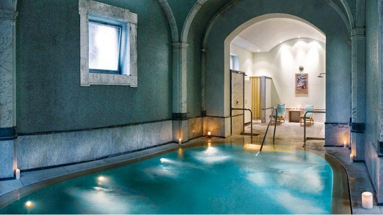 6 terme di lusso da fare almeno una volta nella vita gogoterme - Bagni di pisa palace spa ...