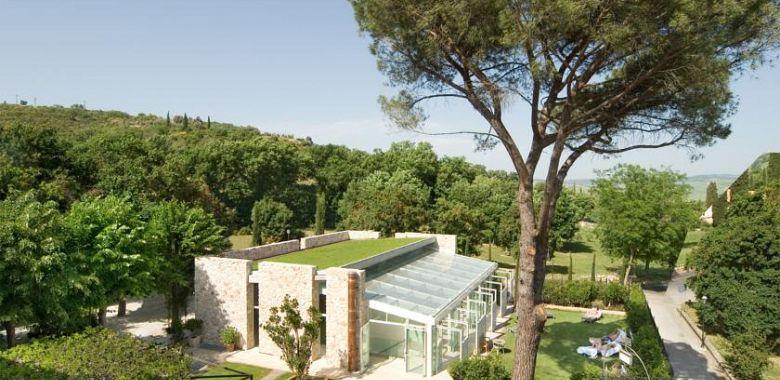 Stabilimento termale albergo le terme terme di bagno - Albergo le terme bagno vignoni ...