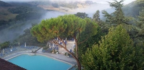 Stabilimento termale posta marcucci terme di bagno vignoni gogoterme - Hotel posta marcucci bagno vignoni prezzi ...