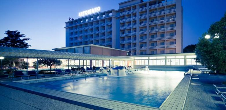 Hotel Antoniano Montegrotto Terme Offerte