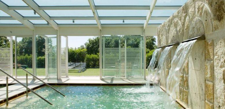 Stabilimento termale albergo le terme terme di bagno - Terme di bagno vignone ...