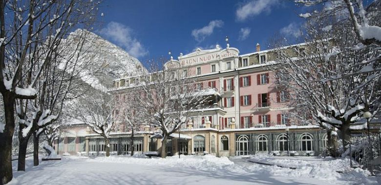 Grand Hotel Bagni Nuovi ♨ GoGoTerme