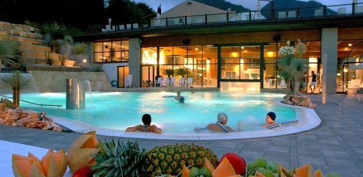 Stabilimento Ròseo Euroterme Wellness Resort - Terme di Bagni di ...