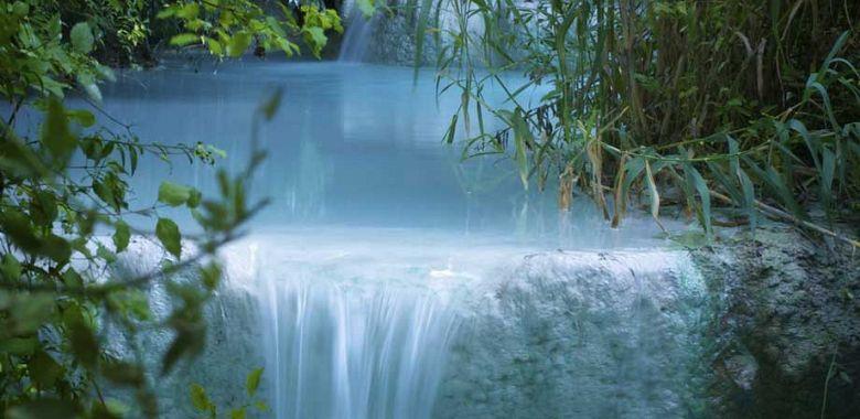 Stabilimento termale - Terme di Bagni di San Filippo ♨ GoGoTerme
