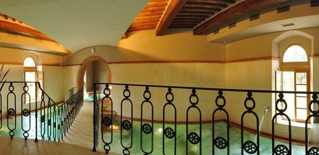 Stabilimento termale Villa Borri - Terme di Casciana ♨ GoGoTerme