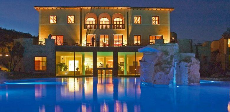 Adler Thermae Spa e Relax Resort - Terme di Bagno Vignoni ♨ GoGoTerme