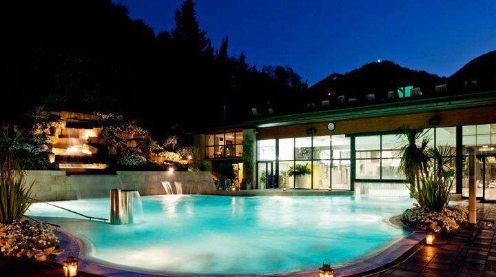Stabilimento r seo euroterme wellness resort terme di bagni di romagna gogoterme - Hotel bagno di romagna con piscina ...