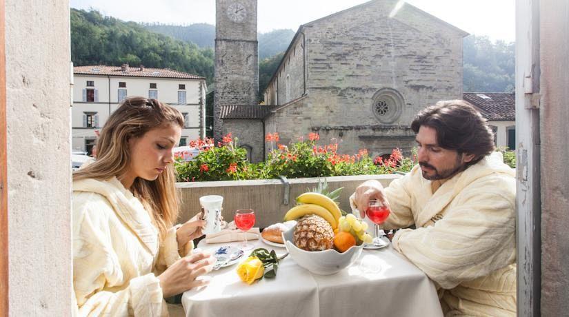 Stabilimento termale ros o terme di bagno di romagna - Terme roseo bagno romagna ...