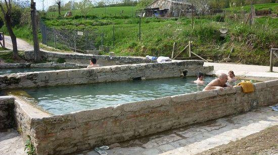 San Casciano baths