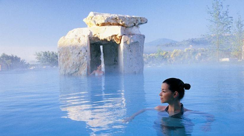 Adler thermae spa e relax resort terme di bagno vignoni gogoterme - Bagno vignoni adler ...