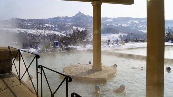 Stabilimento termale posta marcucci terme di bagno vignoni gogoterme - Dormire a bagno vignoni ...
