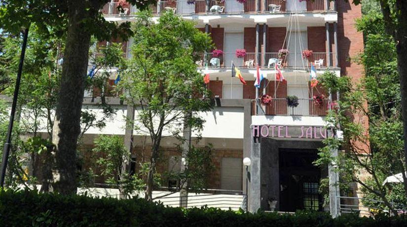 Hotel ristorante salus terme di santandrea bagni ♨ gogoterme