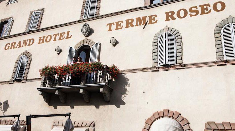 Stabilimento termale ros o terme di bagno di romagna - Roseo terme bagno di romagna ...