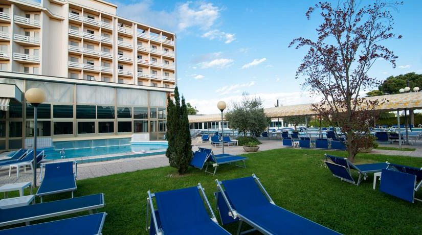 Hotel Terme And Armonia Montegrotto