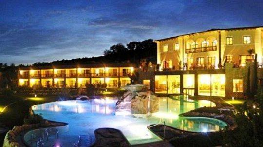 Adler thermae spa e relax resort terme di bagno vignoni gogoterme - Dormire a bagno vignoni ...