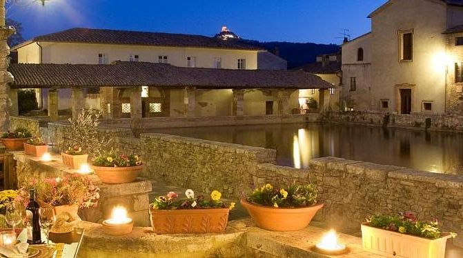 Stabilimento termale albergo le terme terme di bagno - Adler terme bagno vignoni last minute ...