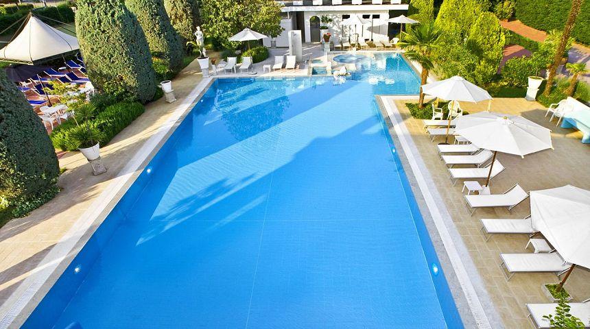 Stabilimento termale hotel bellavista terme di montegrotto gogoterme - Montegrotto piscine termali ...